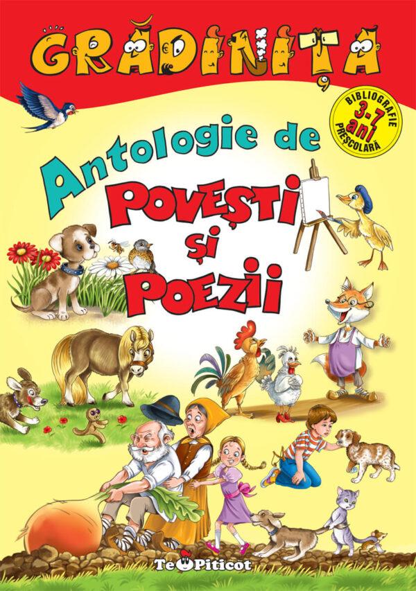 Antologie de povesti si poezii